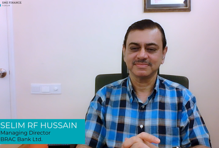 Selim Hussain, Managing Director and CEO of BRAC Bank