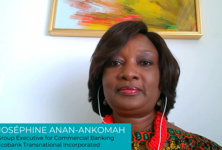 Leader Dialogue Series - Interview with Joséphine Anan-Ankomah, Group Executive for Commercial Banking, Ecobank