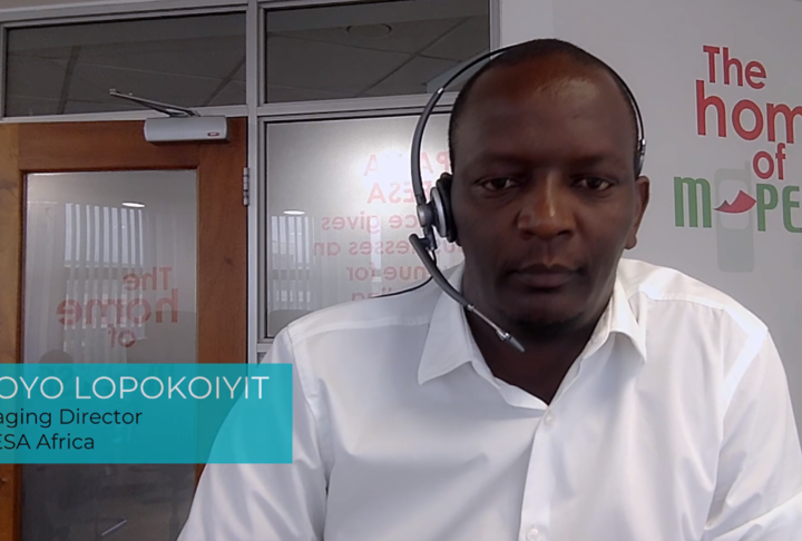 Leader Dialogue Series - Interview with Sitoyo Lopokoiyit, Head of M-Pesa Africa Leadership Team