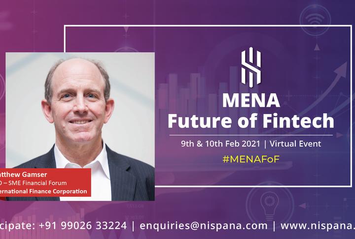 MENA Future of Fintech 2021