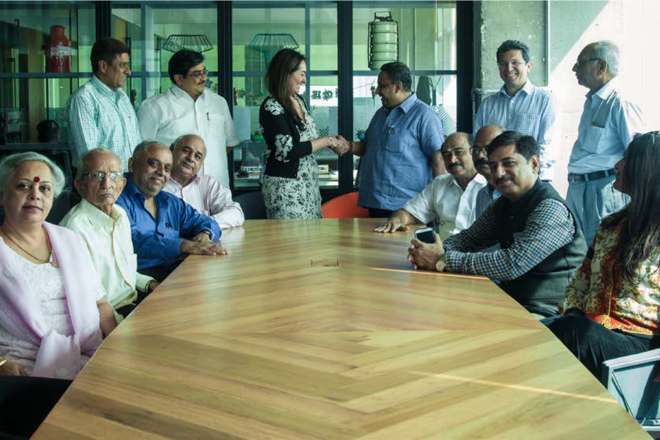 Impact Stories: An Encounter Between CreditEnable and CAIT in Nairobi Leads to a Strategic Partnership Representing 70 Million Indian Traders